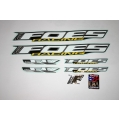 Foes FLY Decals