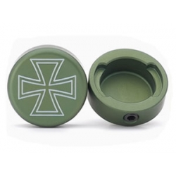 Dangerboy Bar Caps - Iron Cross