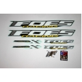Foes ProLite HT Decals