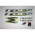 Foes XCT Decals