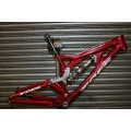 Ex-Demo Foes Hydro Frame - M Candy Red